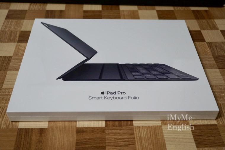 iPad Pro 12.9インチ用 Smart Keyboard Folio