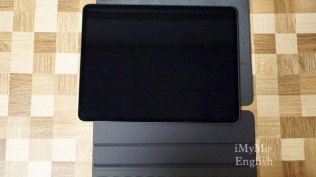 iPad Pro 12.9インチ用 Smart Keyboard Folio, Apple Pencil