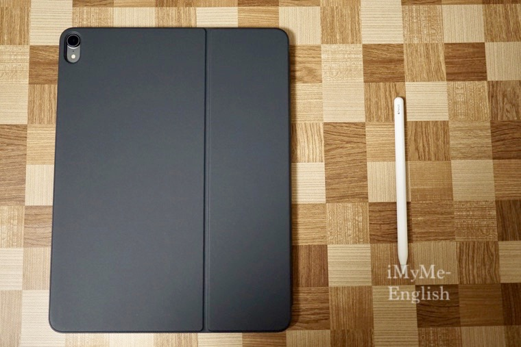 iPad Pro 12.9インチ用 Smart Keyboard Folio, Apple Pencil