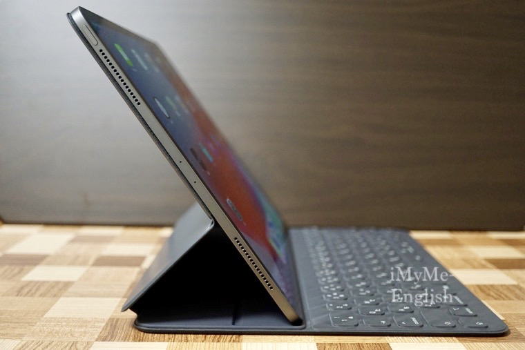iPad Pro 12.9インチ用 Smart Keyboard Folio