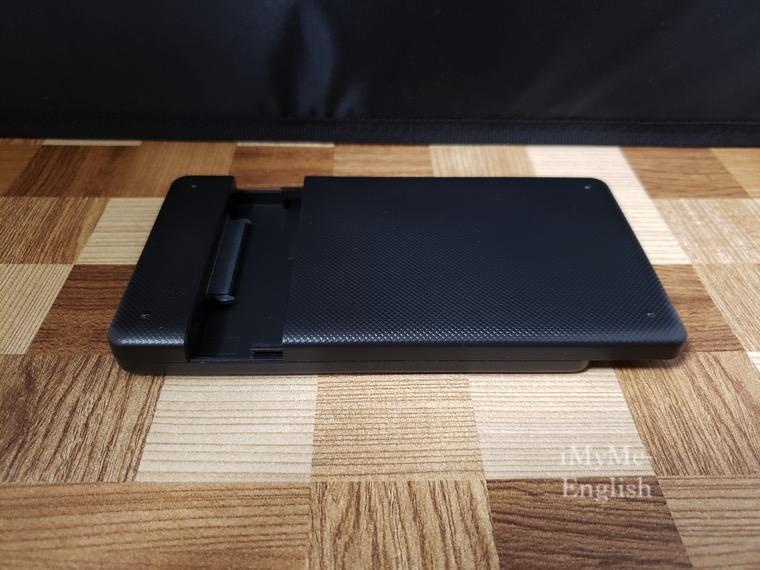 「Samsung SSD 1TB 860QVO 2.5インチ内蔵型 外付けケース付(ORICO) MZ-76Q1T0B/OC」の表紙画像。