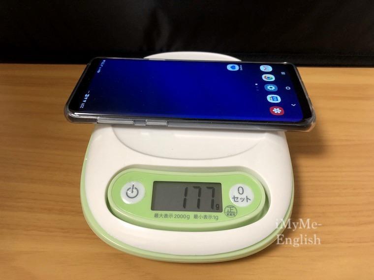 「Samsung Galaxy S9」の画像