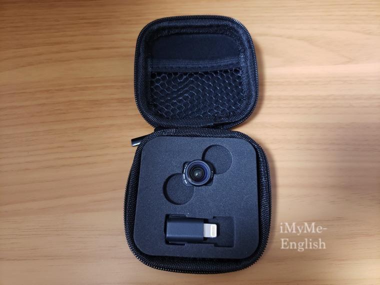 【Kenko DJI Osmo Pocket専用 ワイド広角レンズ】の写真