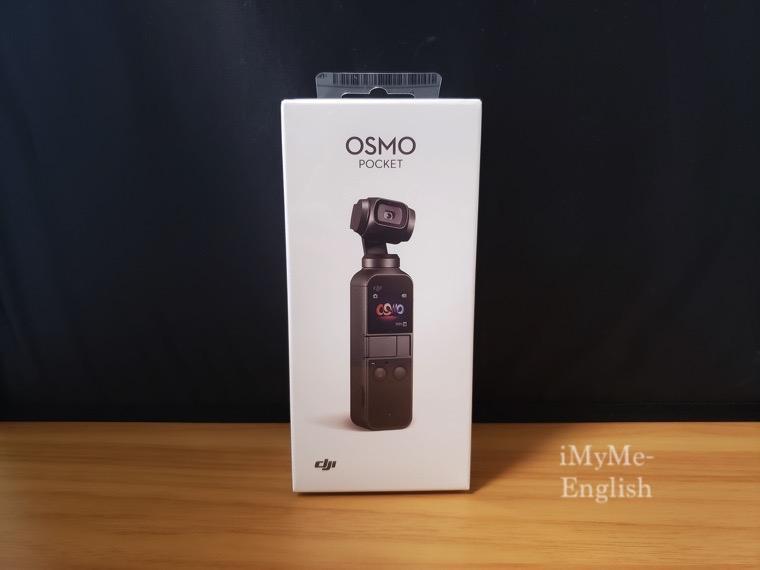「DJI OSMO POCKET (オズモポケット)」の画像