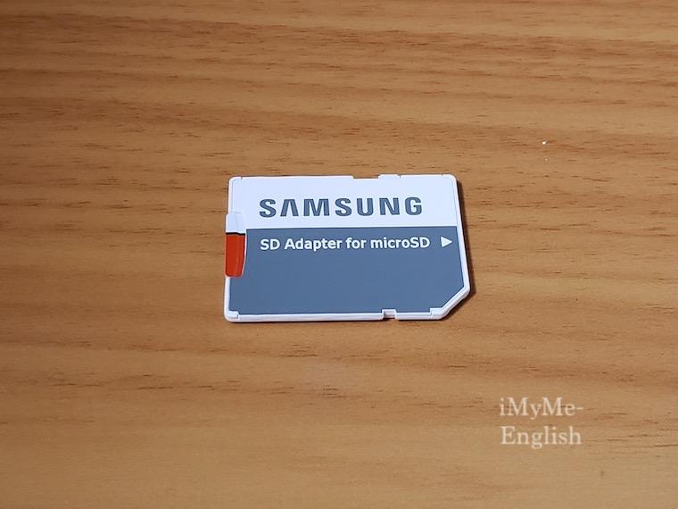 「Samusung microSDカード EVO Plus 128GB」の画像
