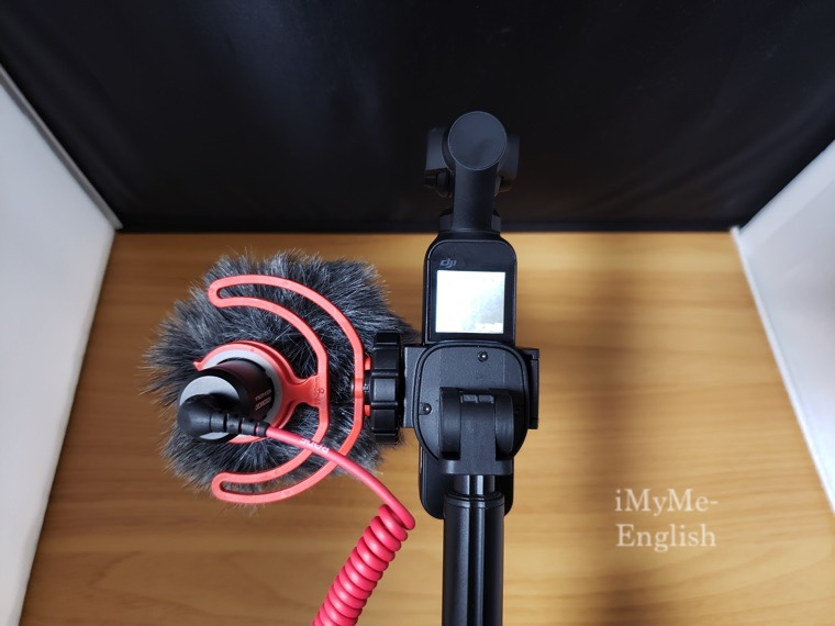 「DJI Osmo Pocket 3.5mm アダプター」の写真