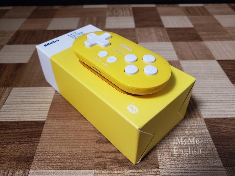 8BitDo 「Zero2 ゲームコントローラー」の写真8
