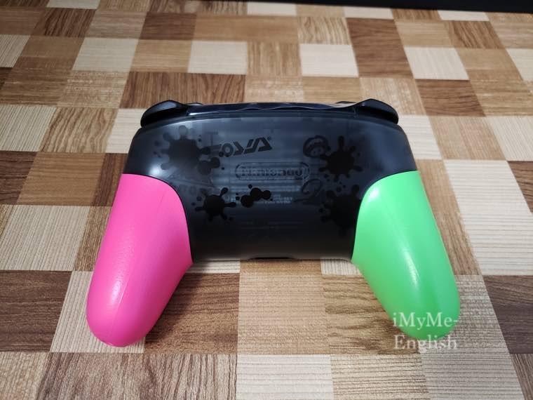 「Nintendo Switch Proコントローラー スプラトゥーン2エディション」の写真10
