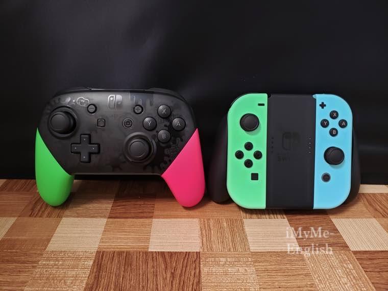「Nintendo Switch Proコントローラー スプラトゥーン2エディション」の写真19