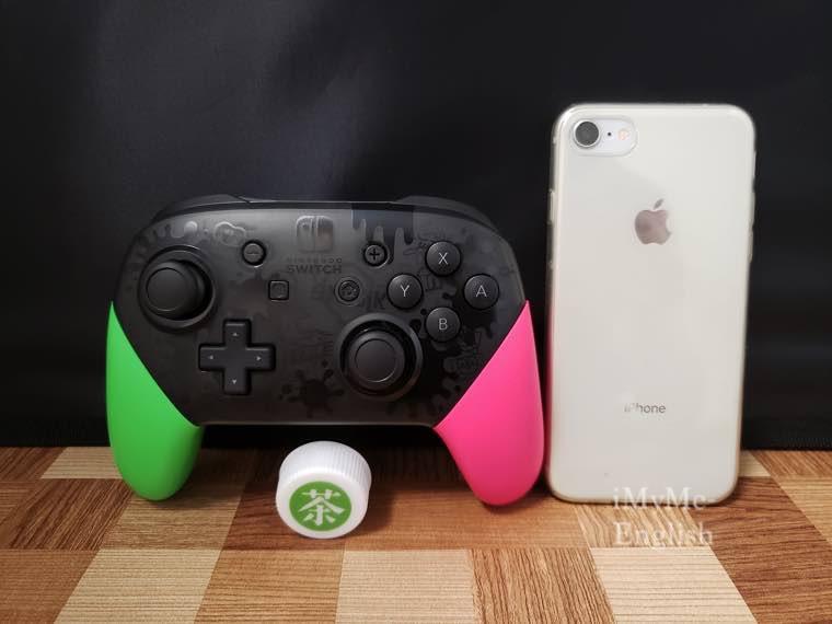 「Nintendo Switch Proコントローラー スプラトゥーン2エディション」の写真21