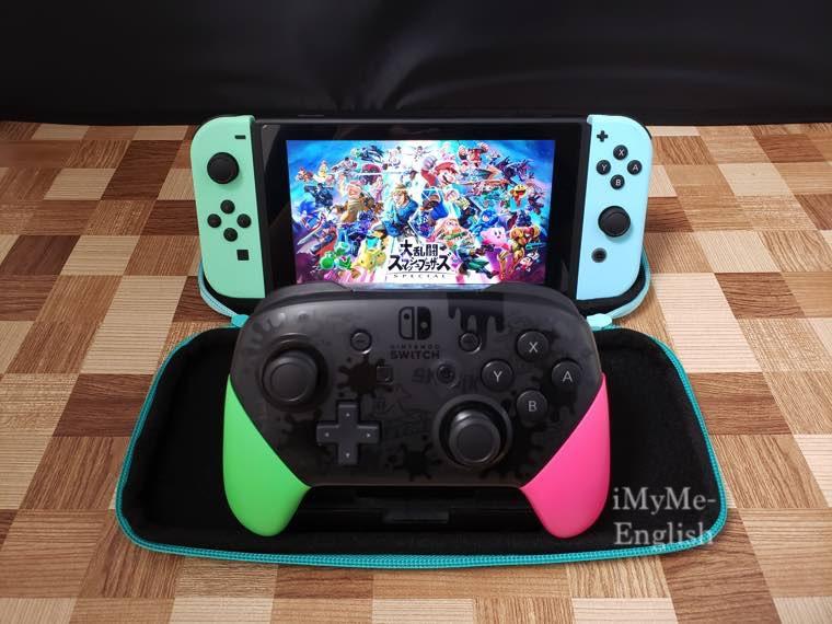 「Nintendo Switch Proコントローラー スプラトゥーン2エディション」の写真24