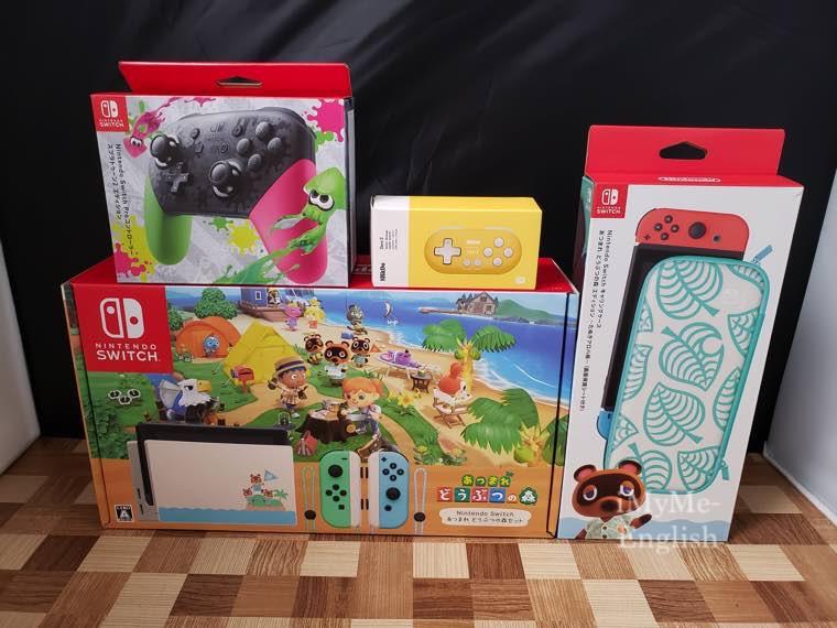 「Nintendo Switch Proコントローラー スプラトゥーン2エディション」の写真25