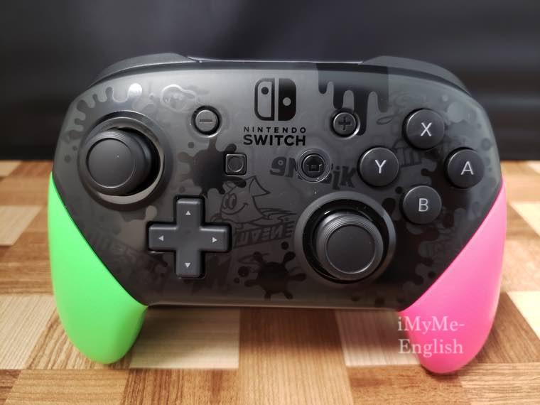 「Nintendo Switch Proコントローラー スプラトゥーン2エディション」の写真8