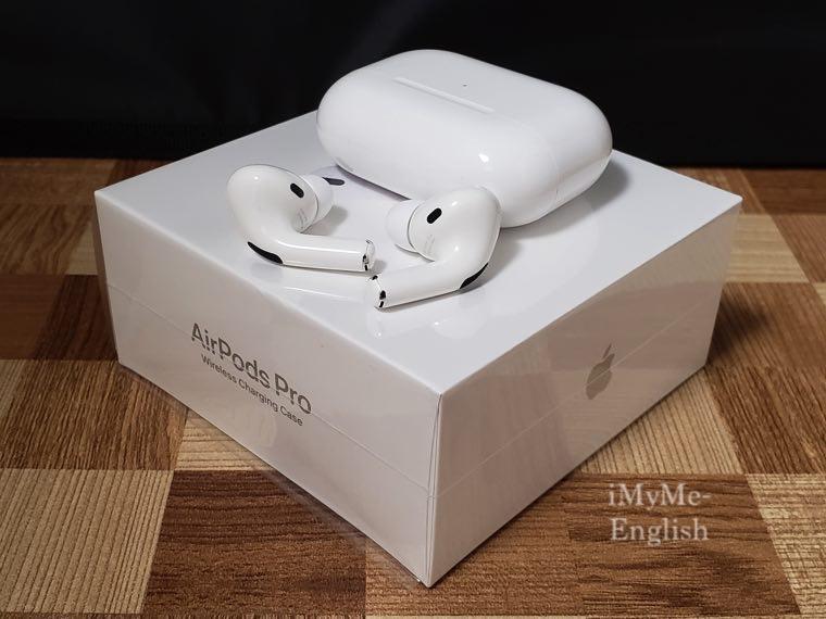 Apple「AirPods Pro」の写真1