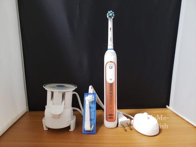 「ブラウン オーラルB 電動歯ブラシ ジーニアス9000」の写真7