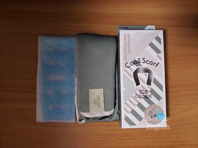 エレコム「クールスカーフ HCC-SC01MG ロングアイスジェル付き」の写真5