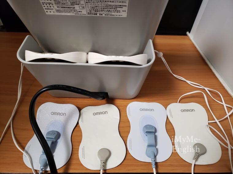 オムロン 電気治療器「HV-F5200」(OMRON)の写真9