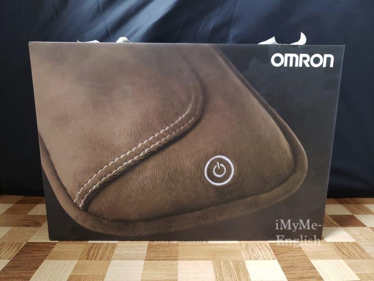 オムロン ヘルスケア (OMRON) マッサージクッション「HM-341」の写真1