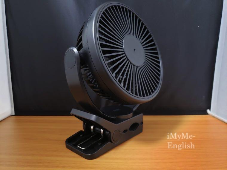 サンワサプライ「USB扇風機 400-TOY039BK」サンワダイレクトの写真5