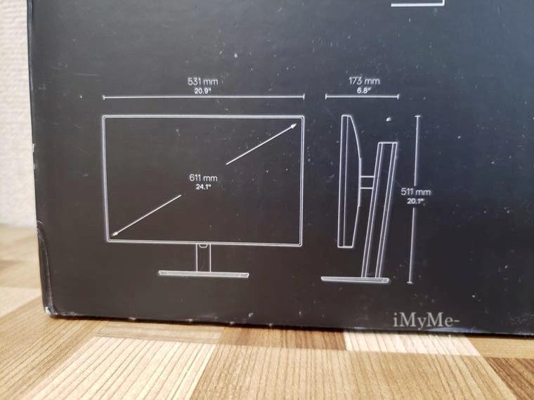 Dell「U2421E」の写真3