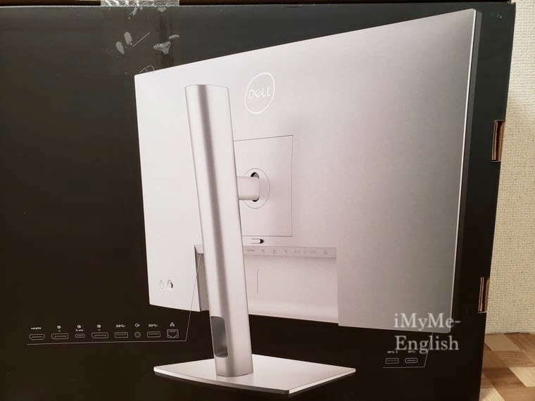 Dell「U2421E」の写真4