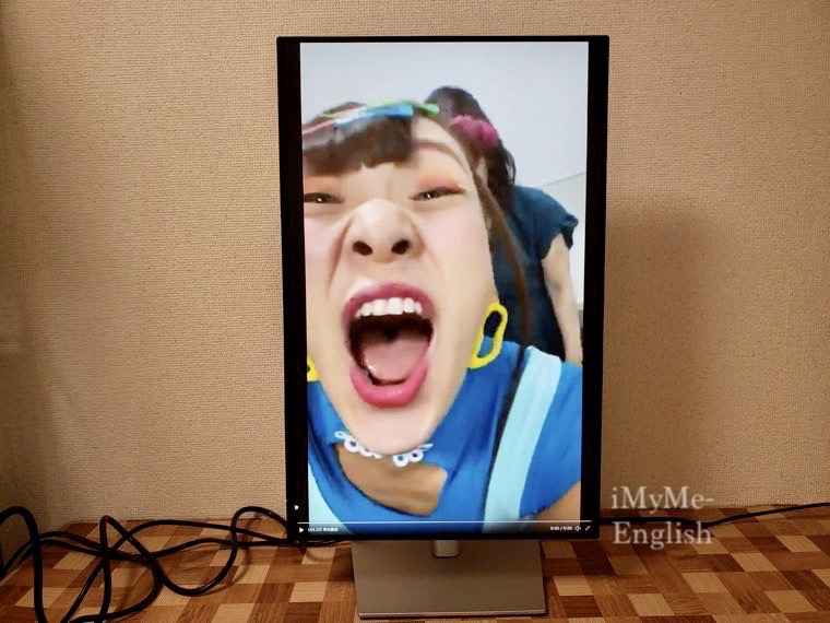 Dell「U2421E」の写真55