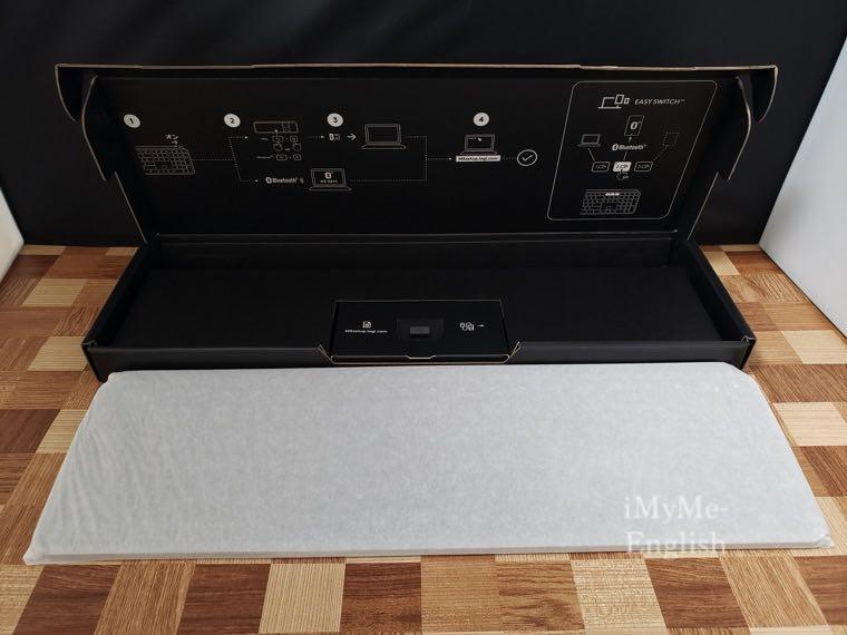 ロジクール ワイヤレスキーボード「KX800 MX KEYS」の写真10