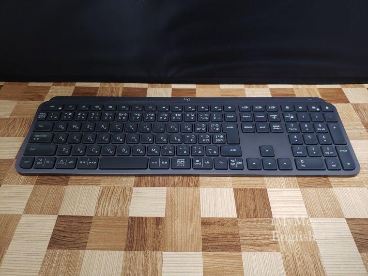 ロジクール ワイヤレスキーボード「KX800 MX KEYS」の写真15