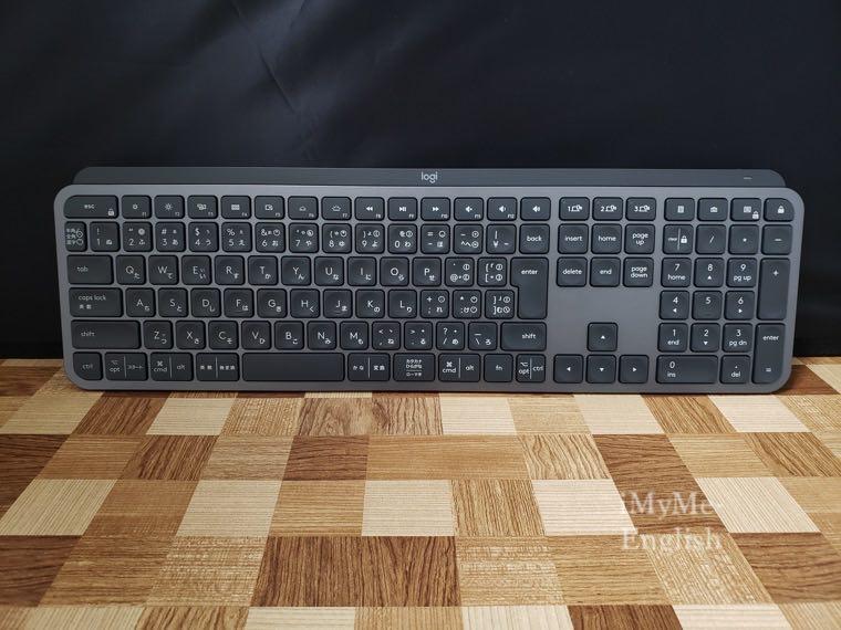 ロジクール ワイヤレスキーボード「KX800 MX KEYS」の写真16