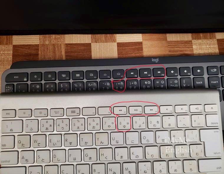 ロジクール ワイヤレスキーボード「KX800 MX KEYS」の写真24