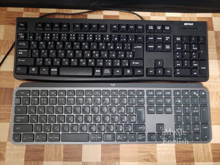 ロジクール ワイヤレスキーボード「KX800 MX KEYS」の写真28