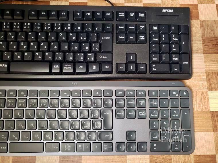 ロジクール ワイヤレスキーボード「KX800 MX KEYS」の写真30