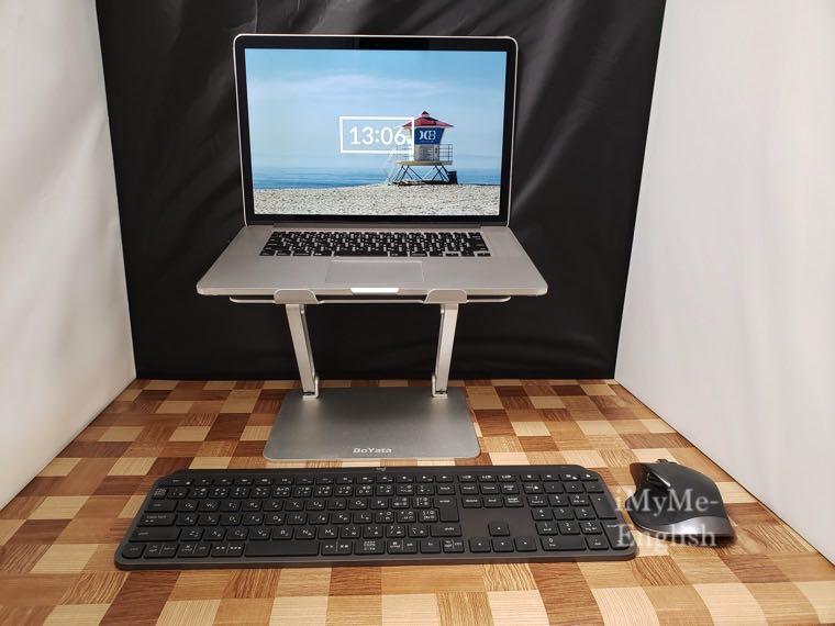 ロジクール ワイヤレスキーボード「KX800 MX KEYS」の写真32