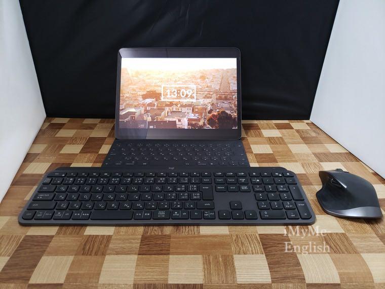 ロジクール ワイヤレスキーボード「KX800 MX KEYS」の写真34