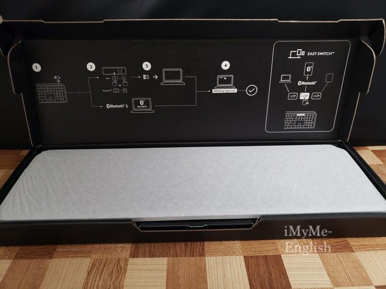 ロジクール ワイヤレスキーボード「KX800 MX KEYS」の写真9