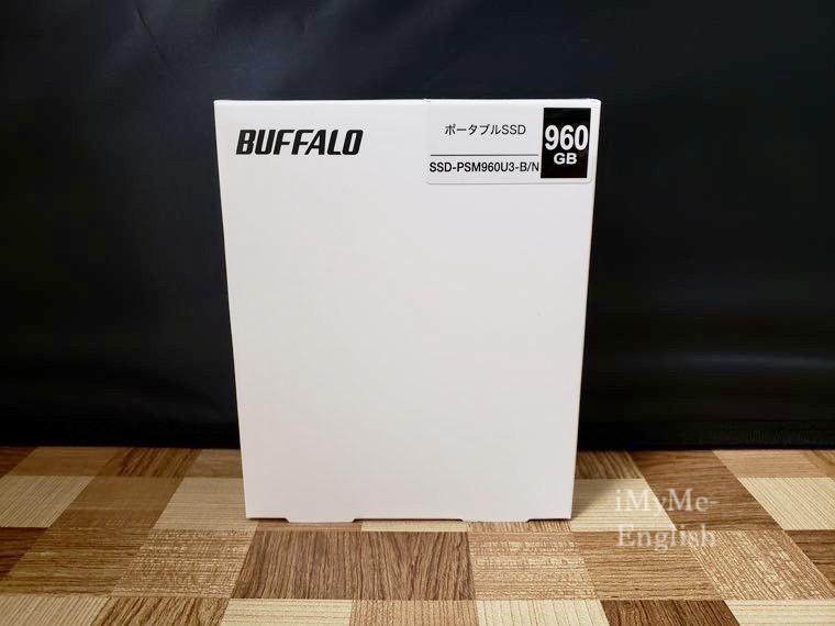バッファロー「超小型SSD」の写真2
