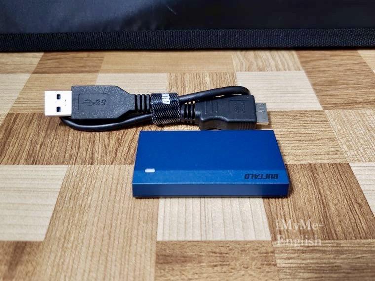 バッファロー「超小型SSD」の写真22