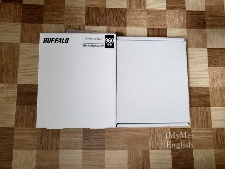 バッファロー「超小型SSD」の写真4