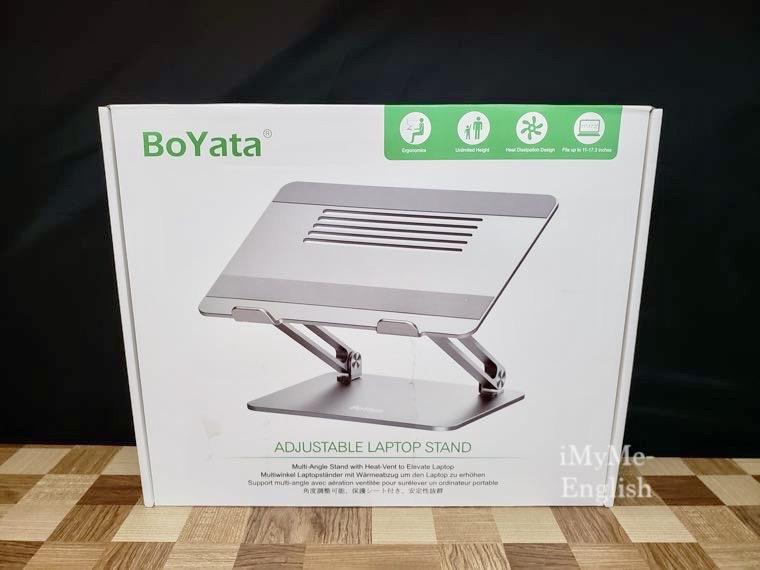 BoYata「ノートパソコン PCスタンド」の写真1