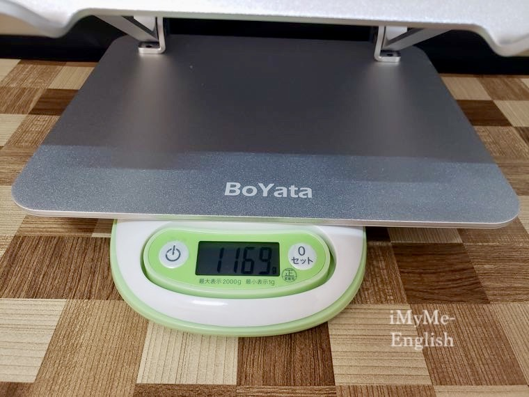 BoYata「ノートパソコン PCスタンド」の写真11