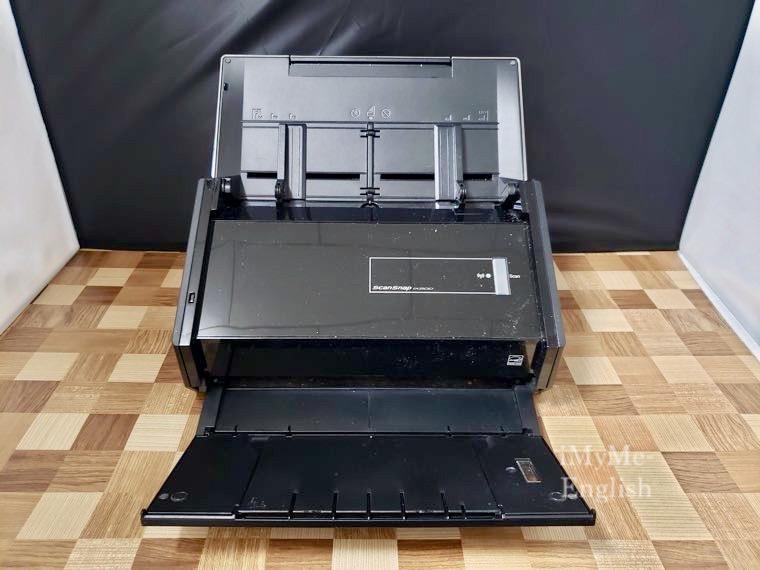 富士通 ScanSnap 「iX500」の画像7