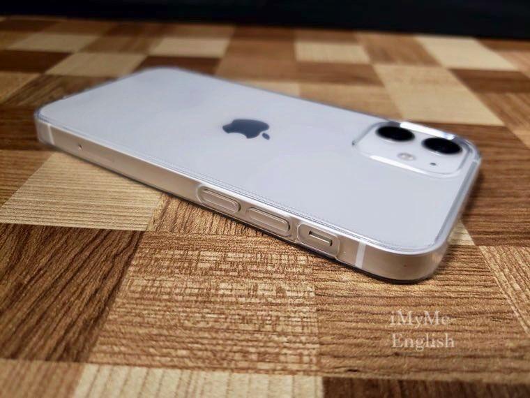 DAISO(ダイソー) iPhone 12 mini専用「保護ガラスフィルム、ソフトタイプクリアケース」の写真14