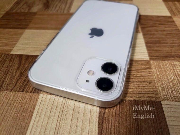 DAISO(ダイソー) iPhone 12 mini専用「保護ガラスフィルム、ソフトタイプクリアケース」の写真16