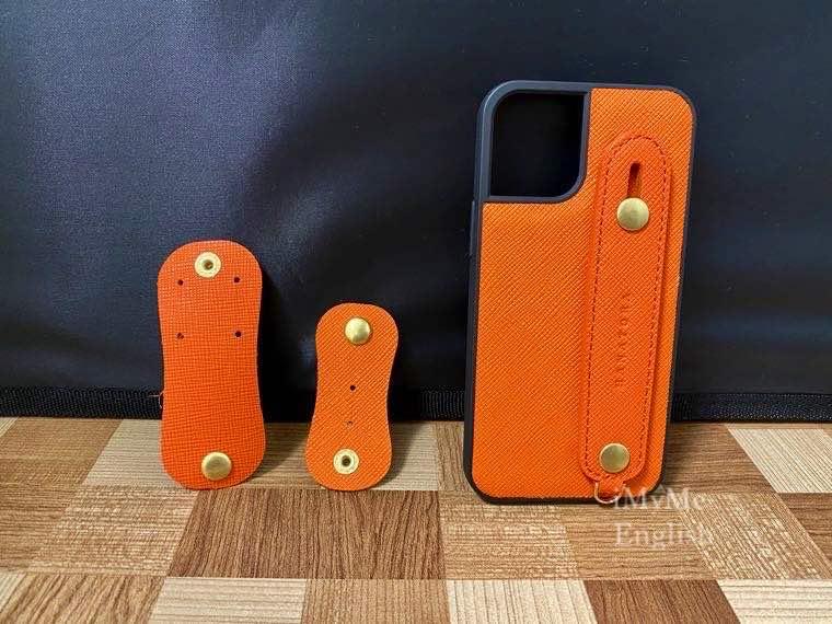 HANATORA「iPhone 12 mini ケース 本革 イタリア製サフィアーノ・レザー」の写真11