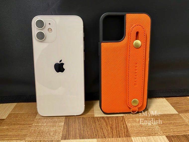 HANATORA「iPhone 12 mini ケース 本革 イタリア製サフィアーノ・レザー」の写真13