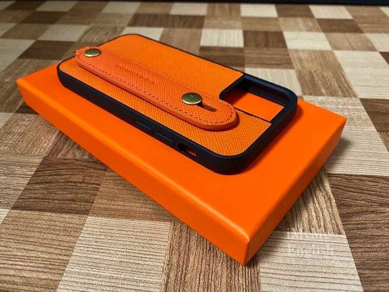HANATORA「iPhone 12 mini ケース 本革 イタリア製サフィアーノ・レザー」の写真16