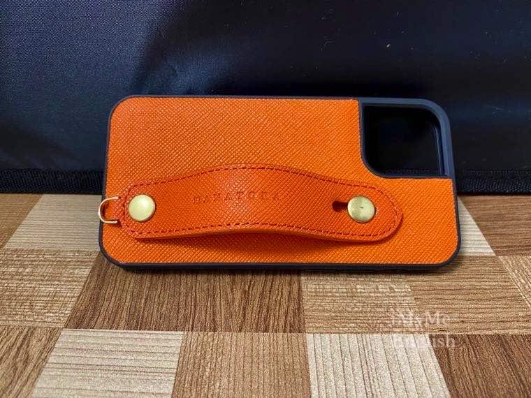 HANATORA「iPhone 12 mini ケース 本革 イタリア製サフィアーノ・レザー」の写真18