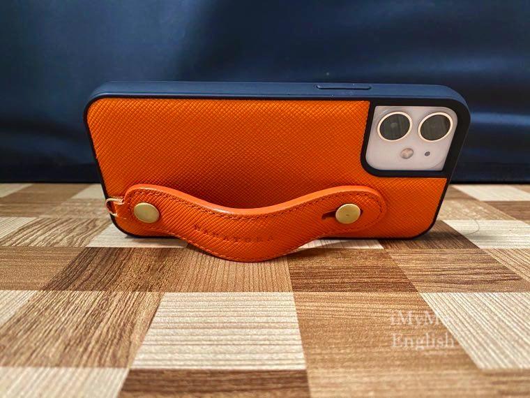HANATORA「iPhone 12 mini ケース 本革 イタリア製サフィアーノ・レザー」の写真19