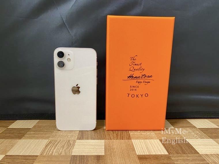 HANATORA「iPhone 12 mini ケース 本革 イタリア製サフィアーノ・レザー」の写真2