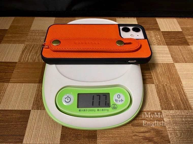 HANATORA「iPhone 12 mini ケース 本革 イタリア製サフィアーノ・レザー」の写真27